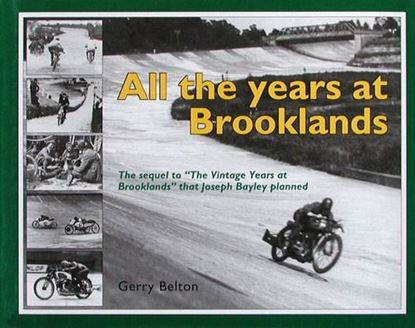 Picture of ALL THE YEARS AT BROOKLANDS