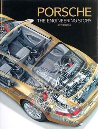 Immagine di PORSCHE THE ENGINEERING STORY