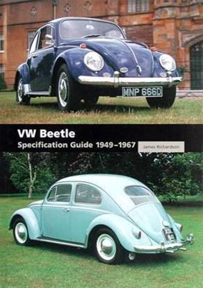Immagine di VW BEETLE SPECIFICATION GUIDE 1949-1967