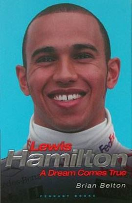 Picture of LEWIS HAMILTON A DREAM COMES TRUE