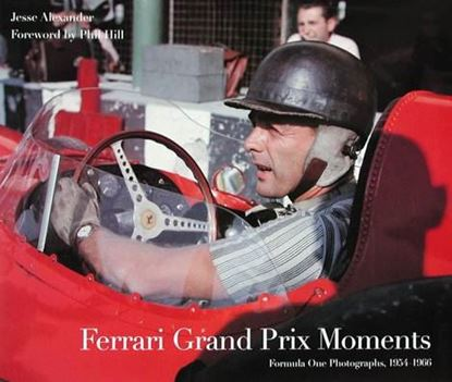 Immagine di FERRARI GRAND PRIX MOMENTS FORMULA ONE PHOTOGRAPHS 1954-1966