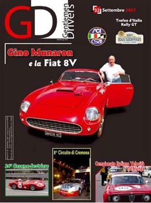 Picture of GD GENTLEMEN DRIVERS N. 32 – SETTEMBRE 2007