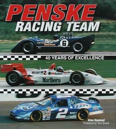 Picture of PENSKE RACING TEAM: 40 YEARS OF EXCELLENCE