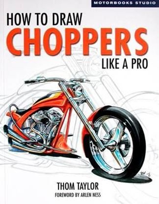 Immagine di HOW TO DRAW CHOPPERS LIKE A PRO
