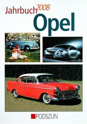 Picture of JAHRBUCH OPEL 2008
