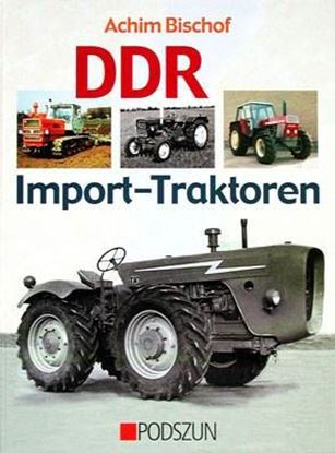Picture of DDR IMPORT-TRAKTOREN