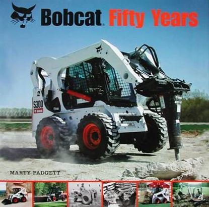 Picture of BOBCAT FIFTY YEARS