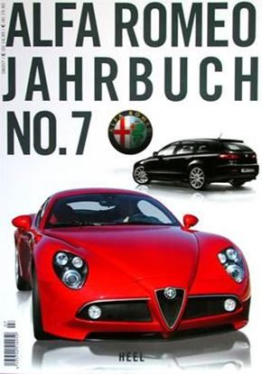 Picture of ALFA ROMEO JAHRBUCH NR. 7