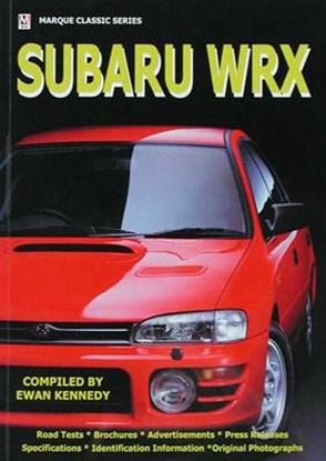Picture of SUBARU WRX