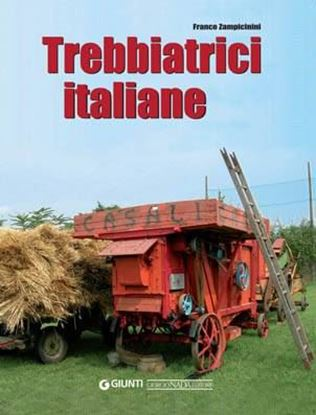 Picture of TREBBIATRICI ITALIANE/ITALIAN THRESHING MACHINES