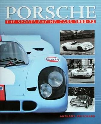 Immagine di PORSCHE THE SPORTS RACING CARS 1953-72