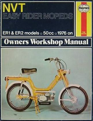 Immagine di NTV EASY RIDER MOPEDS OWNERS WORKSHOP MANUAL N. 457
