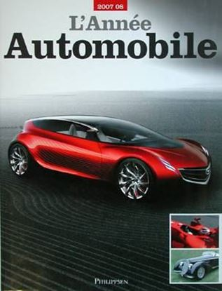 Picture of ANNEE AUTOMOBILE N.55 2007-2008