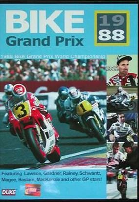 Immagine di BIKE GRAND PRIX 1988 (Dvd)