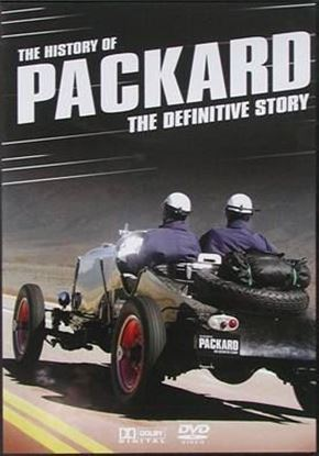 Immagine di THE HISTORY OF PACKARD THE DEFINITIVE STORY (Dvd)