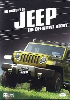 Immagine di THE HISTORY OF JEEP THE DEFINITIVE STORY (Dvd)