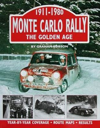 Immagine di MONTE CARLO RALLY 1911-1980 THE GOLDEN AGE