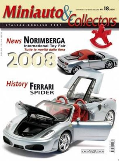 Picture of MINIAUTO & COLLECTORS N. 18 SPECIALE FERRARI SPYDER