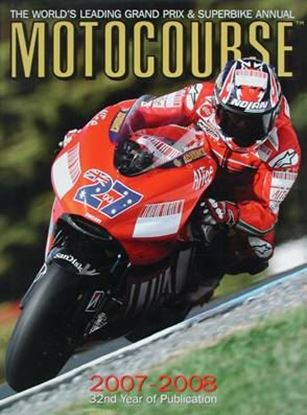 Picture of MOTOCOURSE 2007-2008
