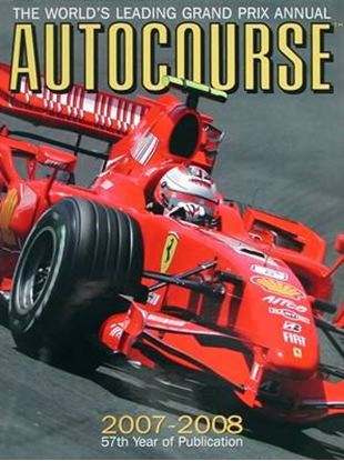 Picture of AUTOCOURSE 2007-2008