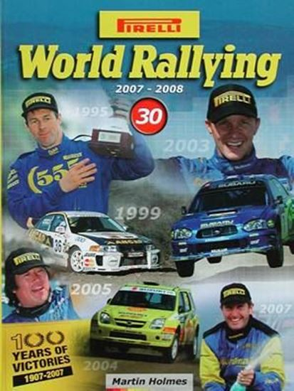 Picture of WORLD RALLYING PIRELLI N. 30 2007-2008