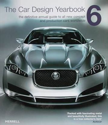 Immagine di THE CAR DESIGN YEARBOOK 6