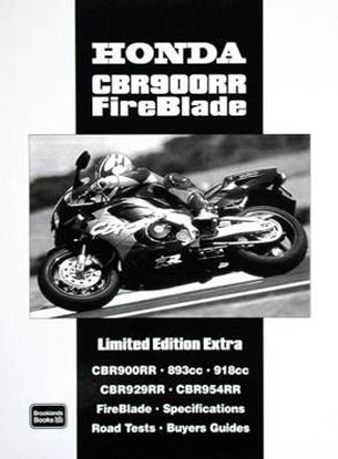 Picture of HONDA CBR900RR FIREBLADE LIMITED EDITION EXTRA