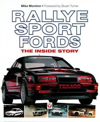 Immagine di RALLYE SPORT FORDS THE INSIDE STORY
