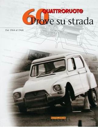 Picture of 60 PROVE SU STRADA QUATTRORUOTE DAL 1964 AL 1968 - 5 VOL. IN COFANETTO