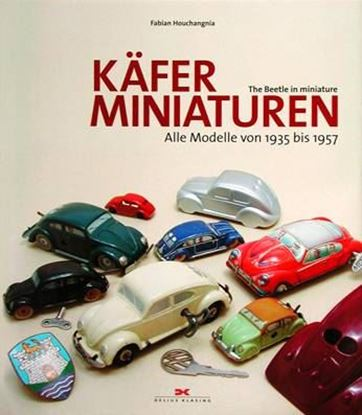 Picture of KAFER MINIATUREN ALLE MODELLE VON 1937 BIS 1957