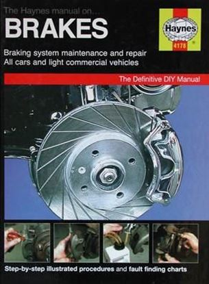 Picture of THE HAYNES MANUAL ON BRAKES THE DEFINITIVE DIY MANUAL NR. 4178