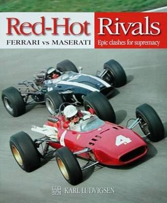 Immagine di RED-HOT RIVALS FERRARI VS. MASERATI - EPIC CLASHES FOR SUPREMACY