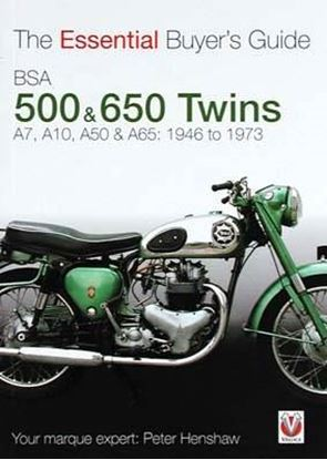 Immagine di BSA 500 & 650 TWINS THE ESSENTIAL BUYER'S GUIDE