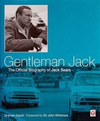 Picture of GENTLEMAN JACK: THE OFFICIAL BIOGRAPHY OF JACK SEARS