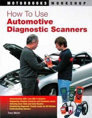 Picture of HOW TO USE AUTOMOTIVE DIAGNOSTIC SCANNERS
