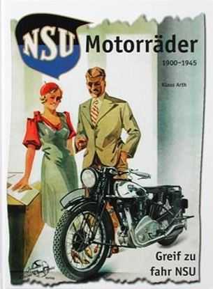 Picture of NSU MOTORRADER 1900-1945