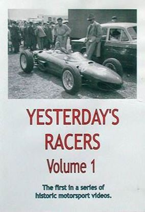 Immagine di YESTERDAY'S RACERS VOLUME 1 Dvd