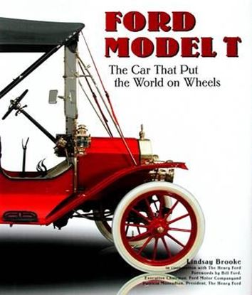 Immagine di FORD MODEL T THE CAR THAT PUT THE WORLD ON WHEELS