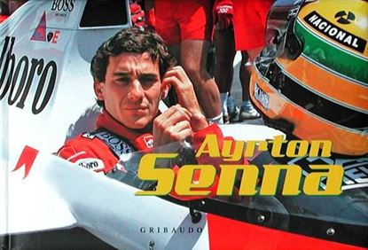 "Immagine di AYRTON SENNA - Serie ""ICONS OF THE CENTURY"""