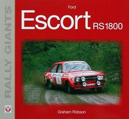 Picture of FORD ESCORT RS1800 - RALLY GIANTS Reprint 2017