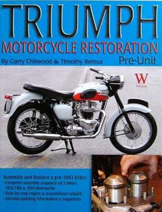Immagine di TRIUMPH MOTORCYCLE RESTORATION