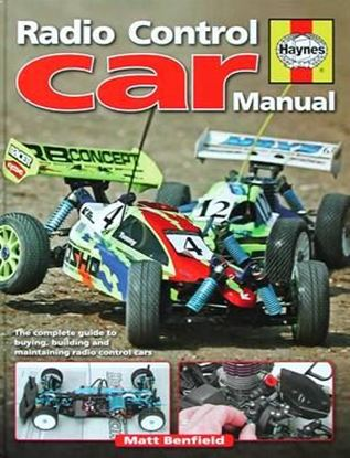 Picture of RADIO CONTROL CAR MANUAL