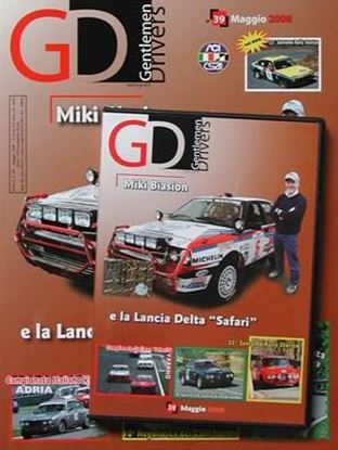 Picture of GD GENTLEMEN DRIVERS N. 39 – MAGGIO 2008