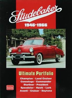 Picture of STUDEBAKER 1946-1966 ULTIMATE PORTFOLIO
