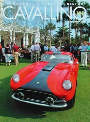 Immagine di CAVALLINO THE JOURNAL OF FERRARI HISTORY N° 164 APRIL/MAY 2008
