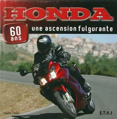 Picture of HONDA 60 ANS: UNE ASCENSION FULGURANTE