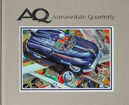 Immagine di AUTOMOBILE QUARTERLY – VOL. 47 NO. 4