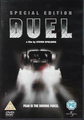 Picture of DUEL: FEAR IS THE DRIVING FORCE. SPECIAL EDITION FILM (Dvd)