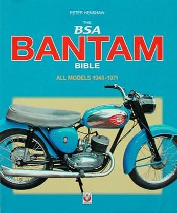 Picture of THE BSA BANTAM BIBLE ALL MODELS 1948-1971