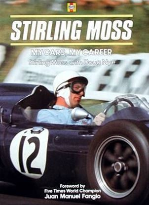 Immagine di STIRLING MOSS MY CARS, MY CAREER